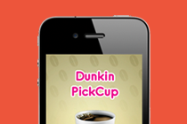 DunkinPickCup